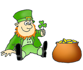 280x237 St Patrick's Day Clipart