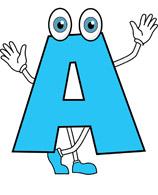 158x195 Free Alphabets Clipart