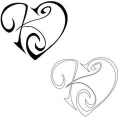 236x236 Letter K Tattoos Design Images Like Tattoo Tatts