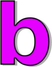 178x227 Lowercase Letter B Clipart Letters