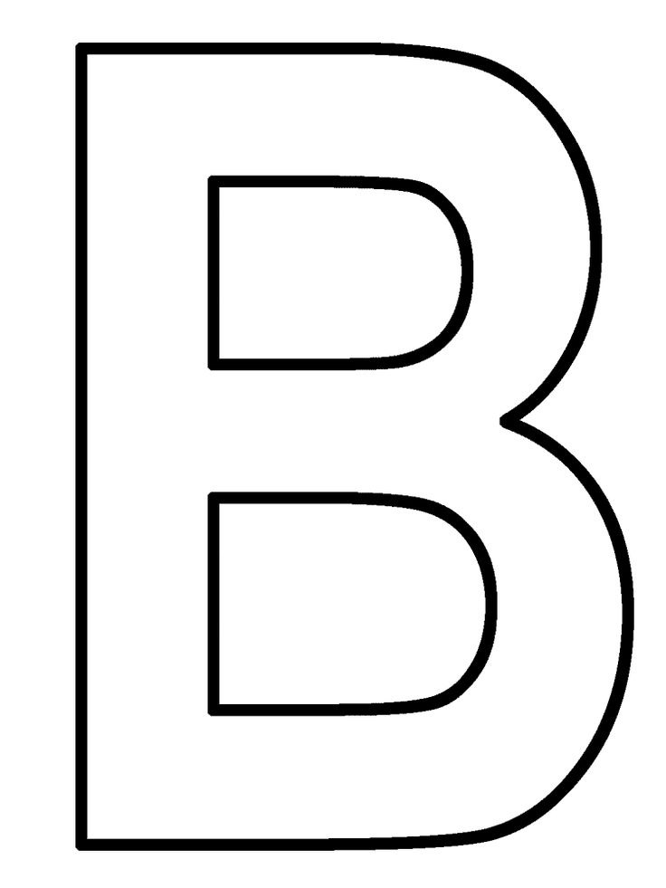 736x981 The Best Letter B Ideas Letter B Crafts, Letter