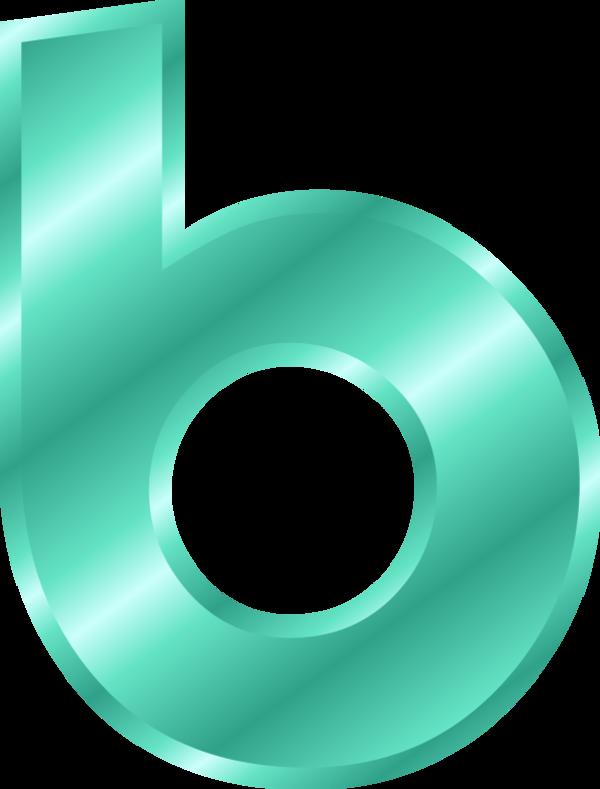 600x789 Alphabet Letter B Small Clipart