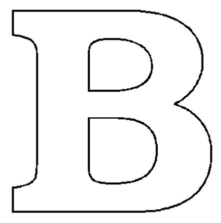 443x447 Letter B Free Download Clip Art Free Clip Art On Clipart