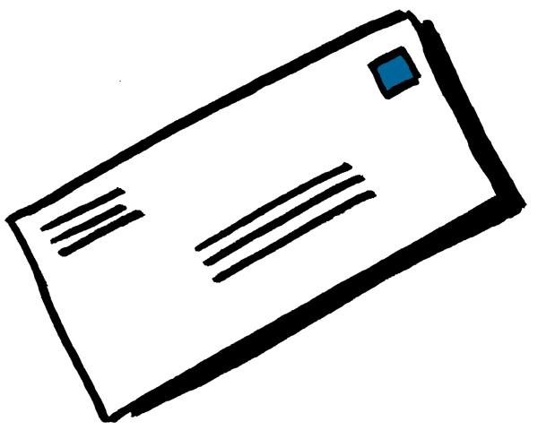 600x480 Letter Clipart Free Download Clip Art