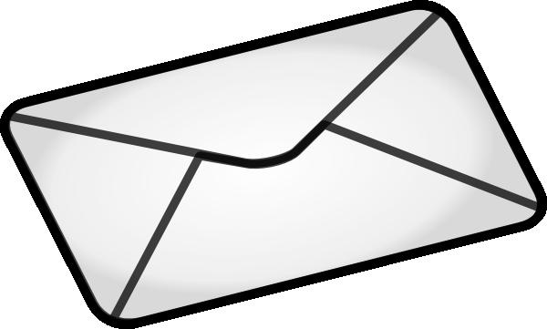 600x361 Letter Clipart Letter Envelope