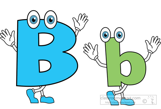 550x372 Lettering clipart cartoon