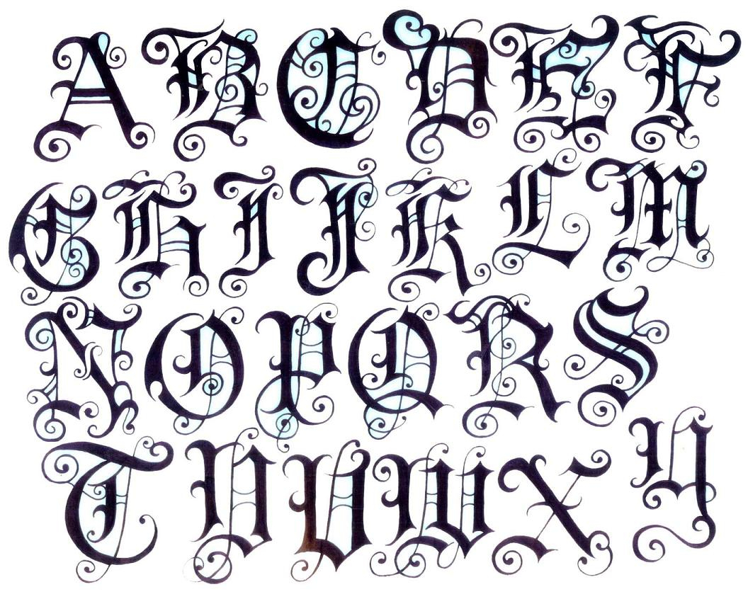 1056x846 English Letter Art Design Images For Gt Letters Design Tattoo Art