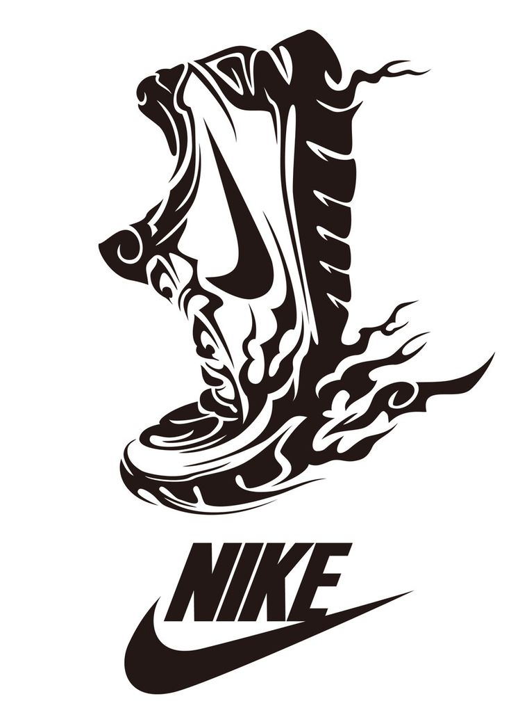 736x1041 22 Best Nike Tribal Tattoo Designs Images Tribal