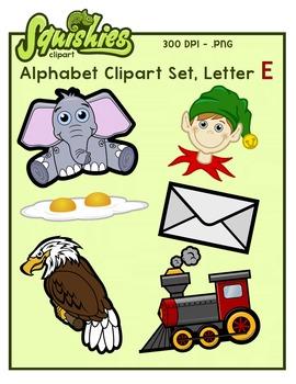 270x350 Letter E Clip Art