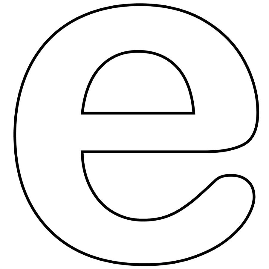 900x900 Clipart Alphabet Letter E On Burlap