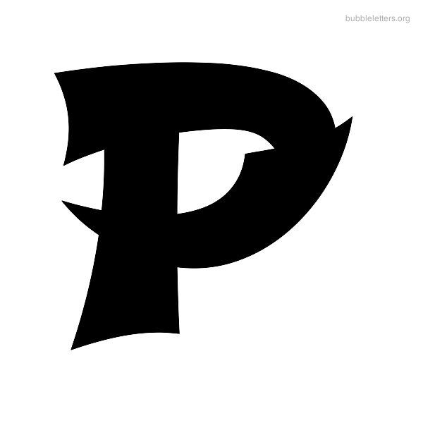 Alphabet Letter P Clipart All About Clipart