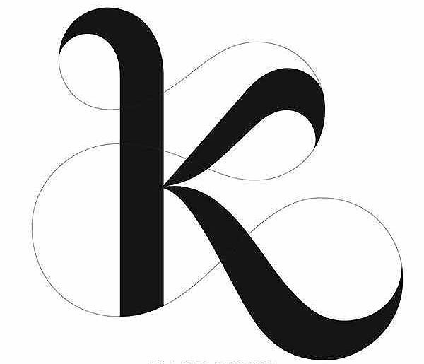 600x515 The Best Letter K Tattoo Ideas K Tattoo