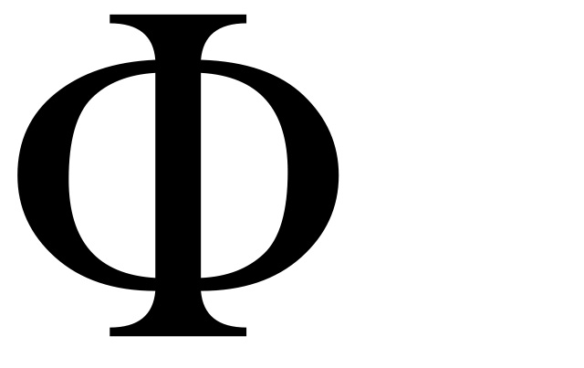 640x403 Clipart Greek Letters