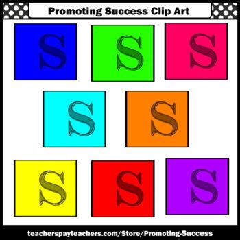 350x350 Letter S, Alphabet Letters Clip Art, Letter Sounds Clipart Sps Tpt
