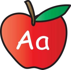 300x298 Alphabet Clip Art Free Letters Clipartix 2