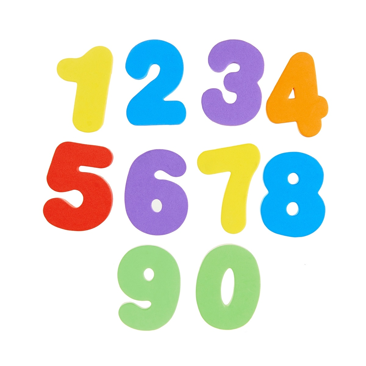 1200x1200 Bath Letters Amp Numbers Primary, 36 Count