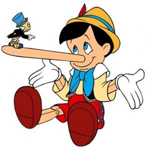 300x300 Pinocchio Clipart Long Nose