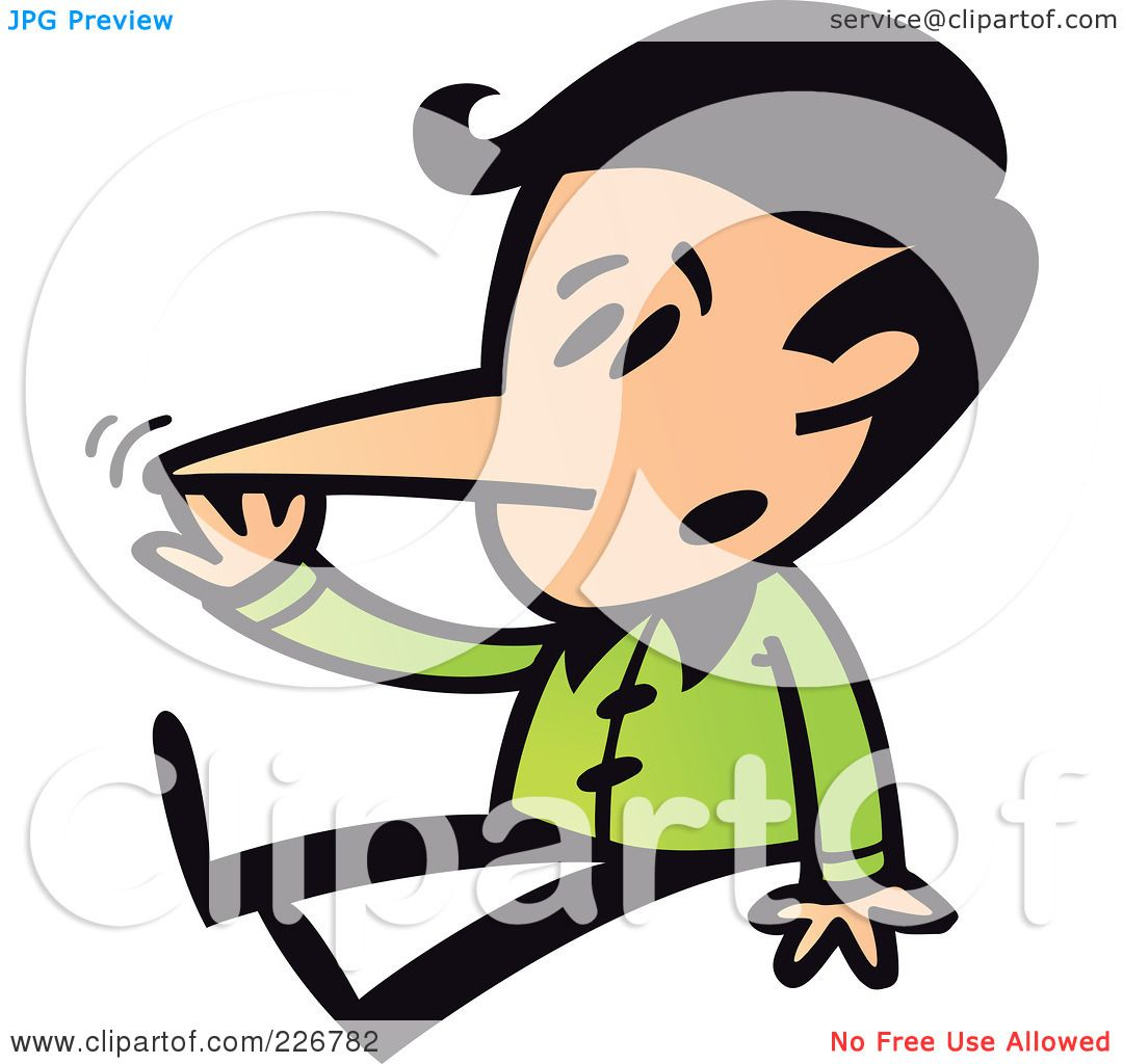 1080x1024 Touching Nose Clipart Amp Touching Nose Clip Art Images