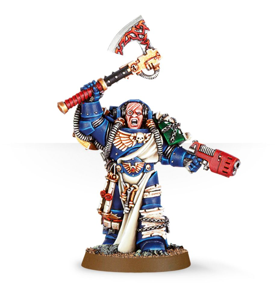 920x950 Librarian With Force Axe Amp Plasma Pistol Games Workshop Webstore