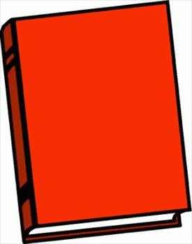 275x350 Free Book Clip Art