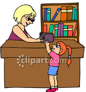 282x300 Library Book Clipart