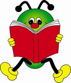 236x275 Library Book Clipart