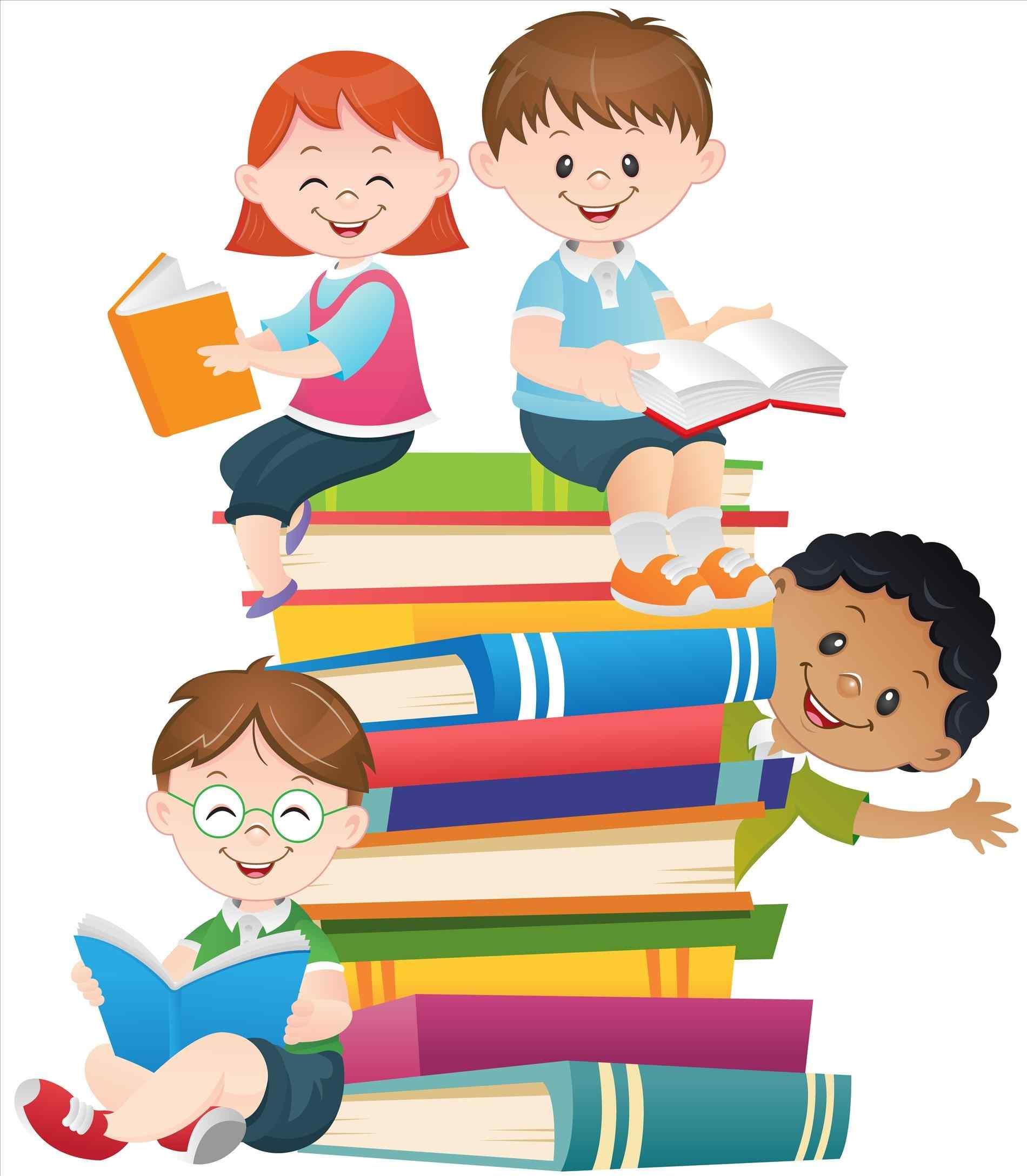 1900x2177 Library Books Clip Art