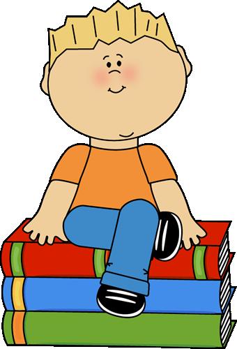 340x500 Book Clipart Kid Book