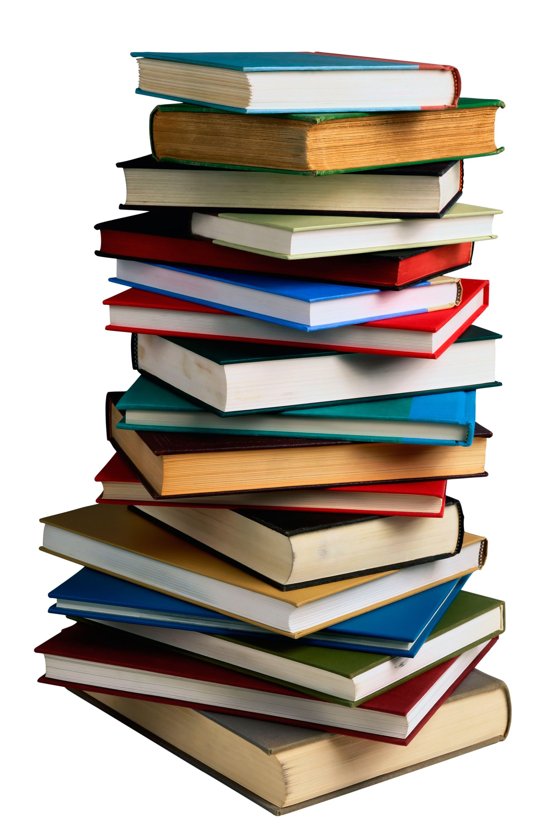 1800x2727 Stack Of Books Clipart 3