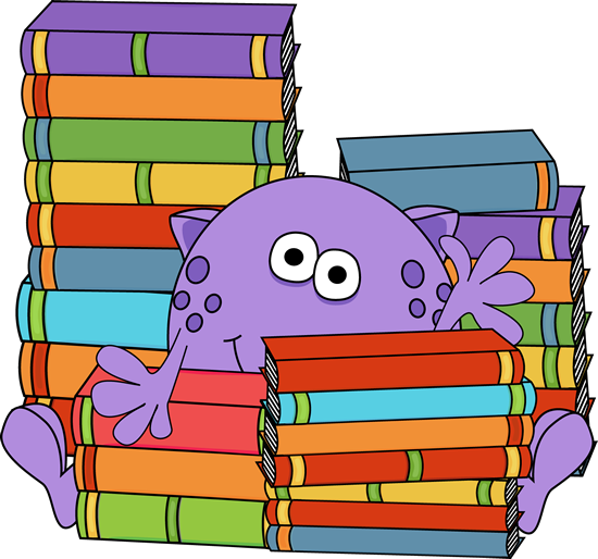 550x514 Book Clipart Many Book