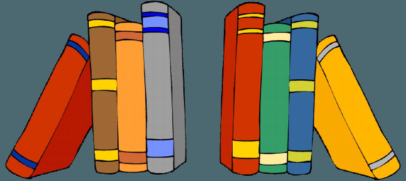 1335x595 Bookcase Clipart Kid Book