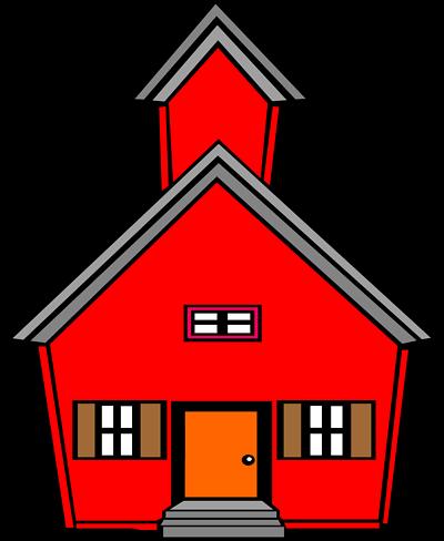 400x488 House Cliparts Transparent Clip Art Library