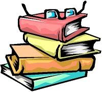 200x180 Overdue Library Book Clip Art
