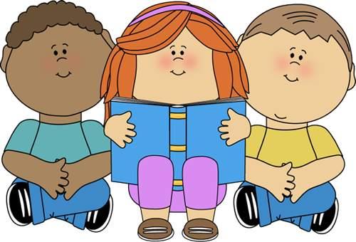 500x340 Clip Art Of Kids