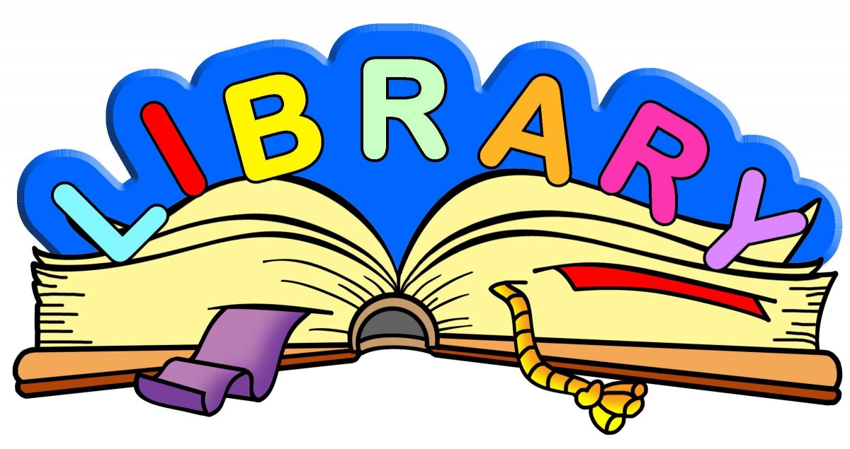 1200x635 Library Visit Clipart
