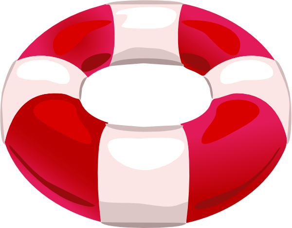 600x468 Help Save Life Float Clip Art