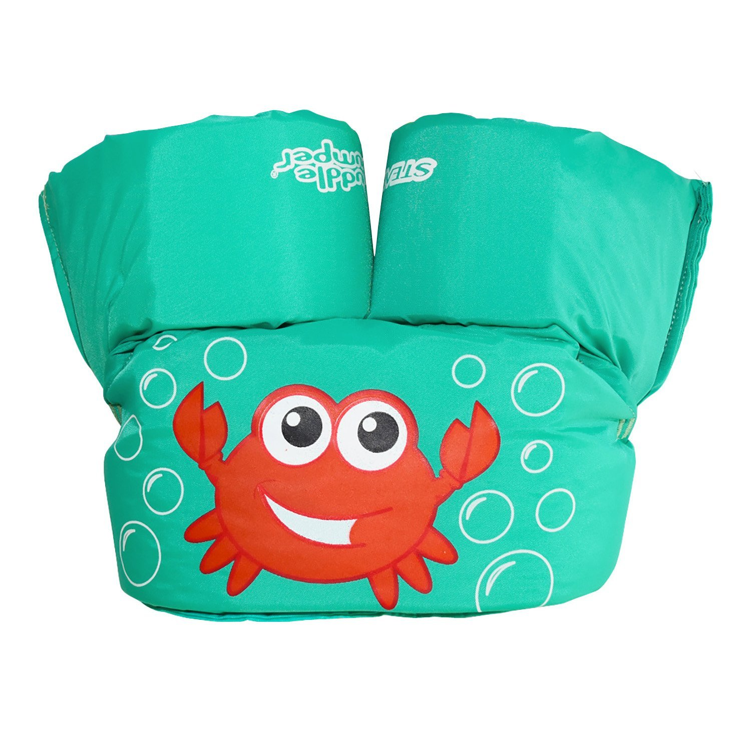 1500x1500 Stearns Puddle Jumper Child Life Jacket, Blue Crab