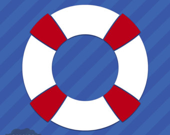 340x270 Life Preserver Decal Etsy