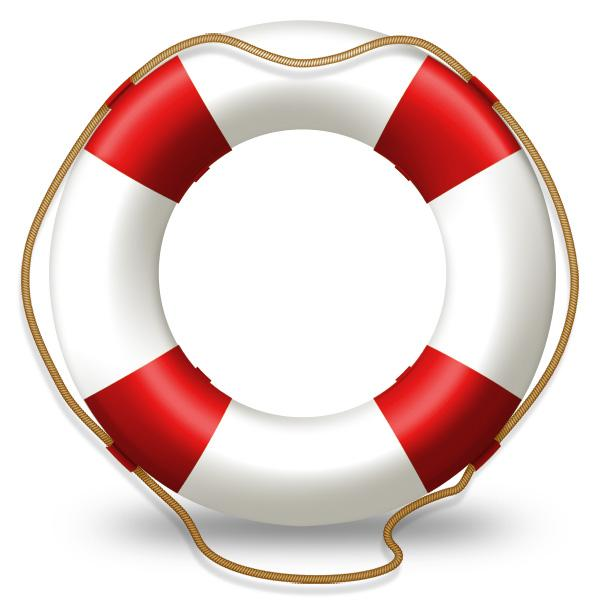600x606 Ring Clipart Life Preserver