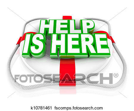 450x373 Clipart Of Help Is Here Life Preserver Rescue Saving Life