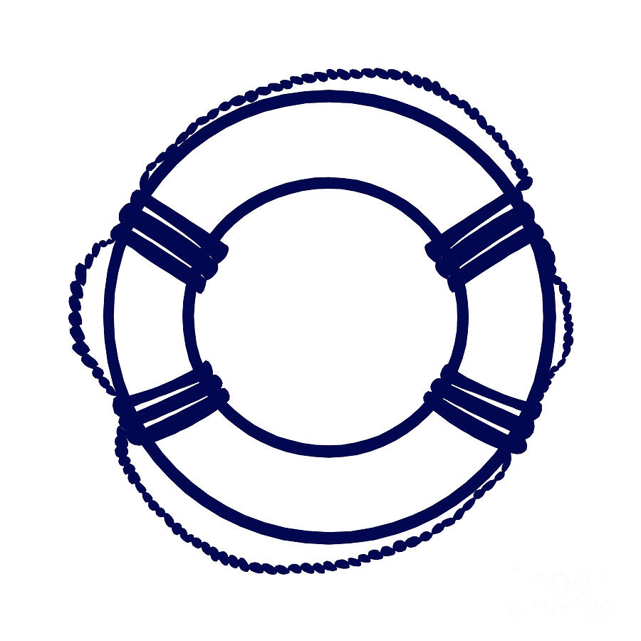 900x900 Life Ring Clipart