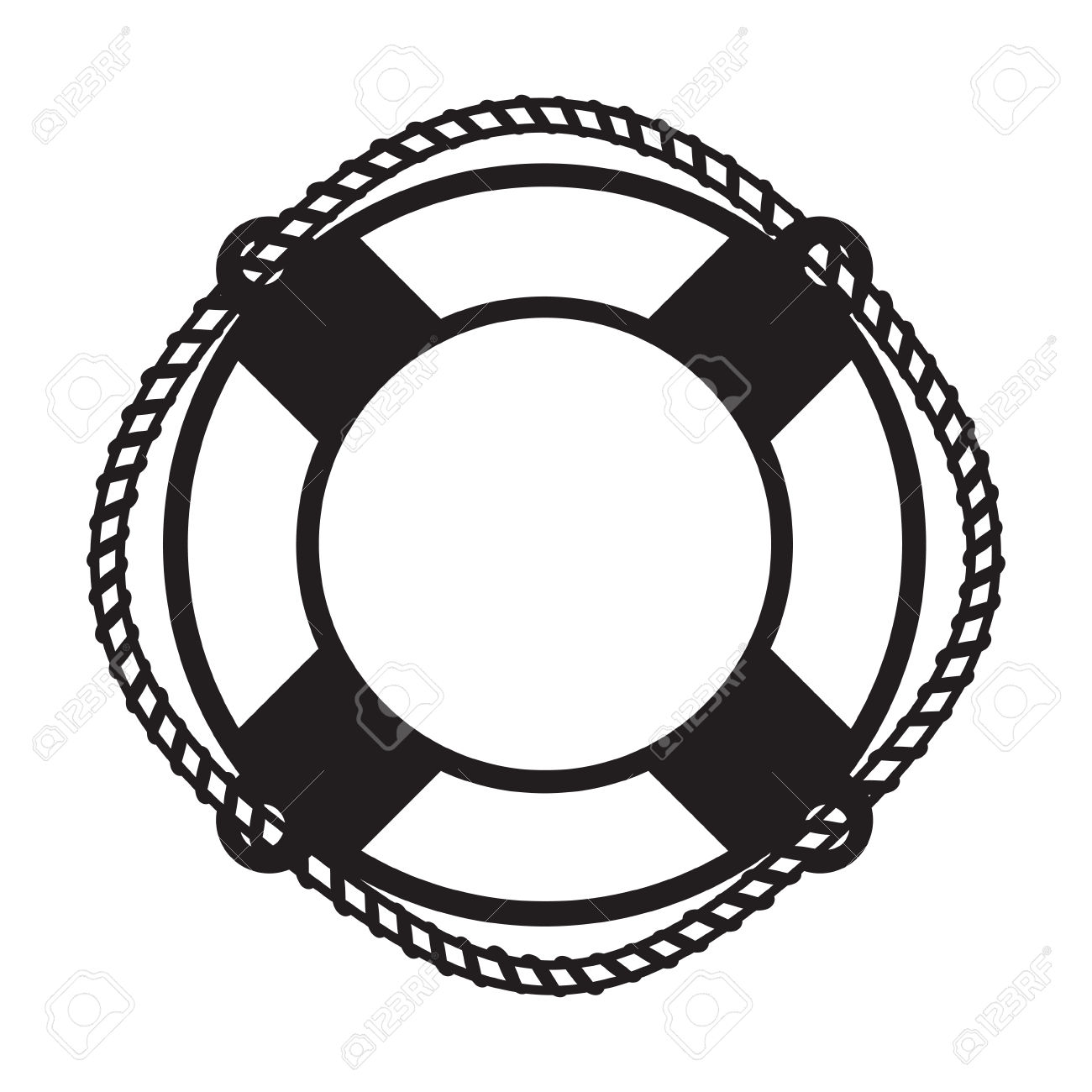 1300x1300 Life Ring Clipart