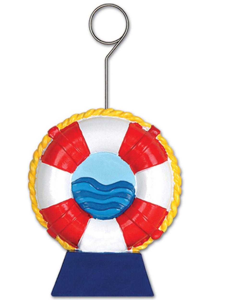 1000x1250 Lifeguard Life Guard Preserver Card Photo Balloon Holder