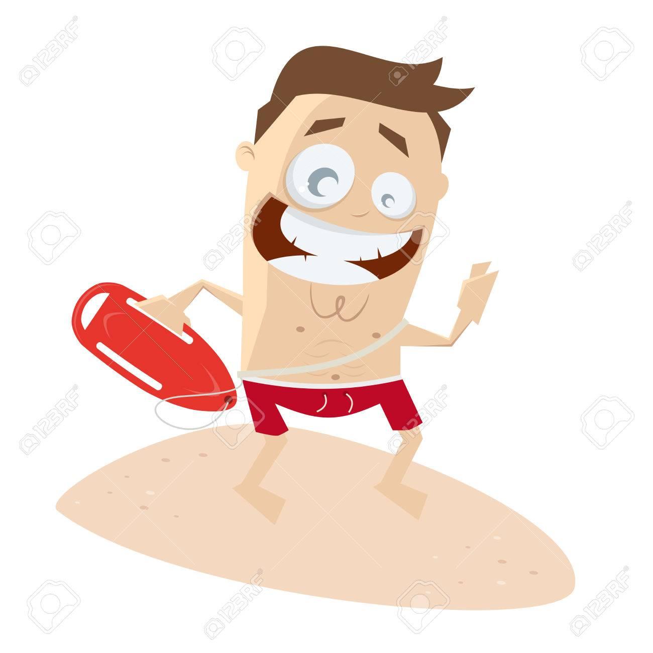 1300x1300 Funny Clipart Of A Lifeguard Royalty Free Cliparts, Vectors,
