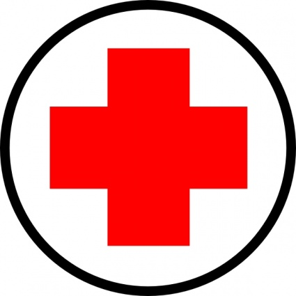 425x425 Red Cross Emblem Clipart