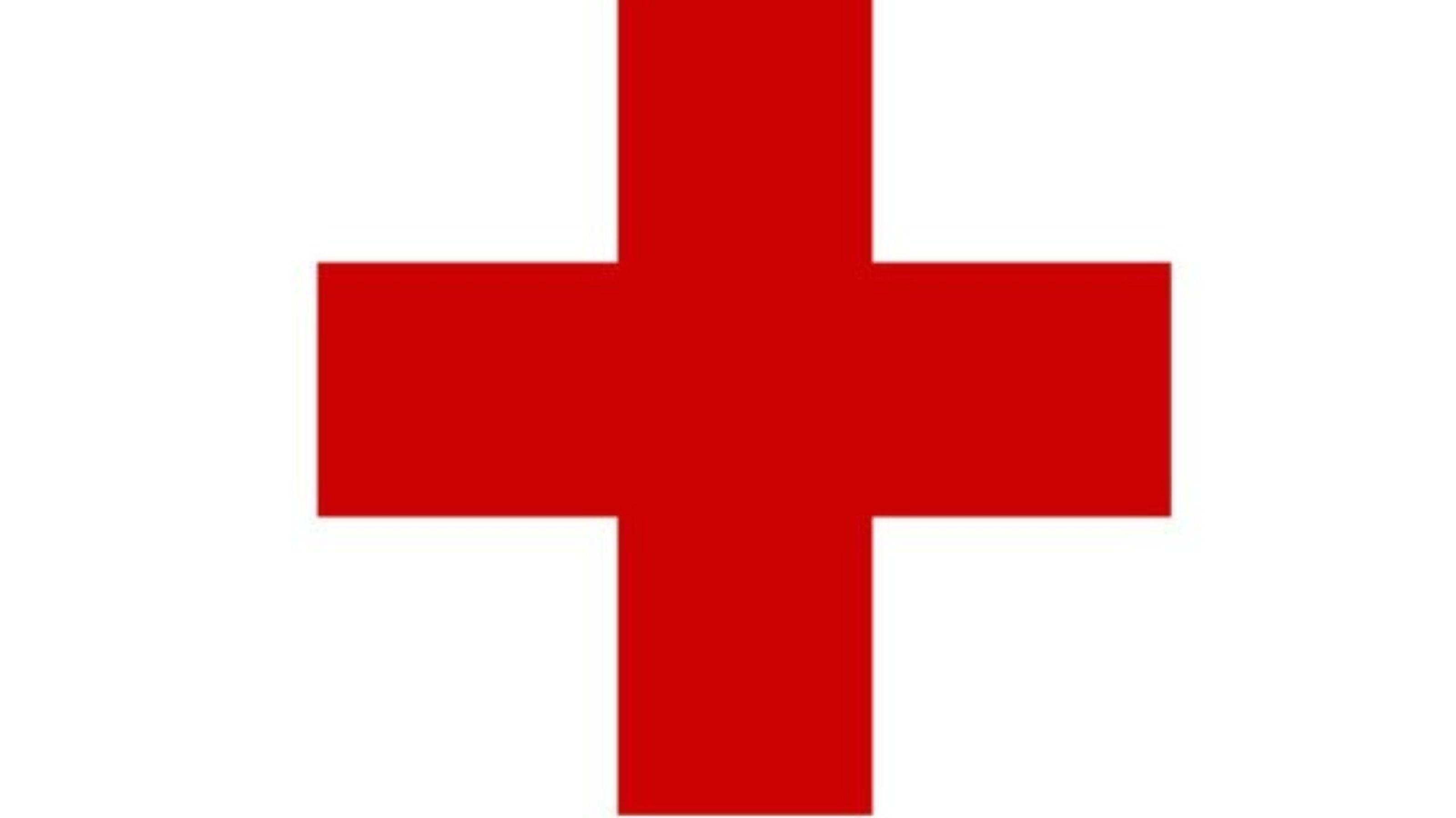 3200x1800 American Red Cross Logo Clip Art