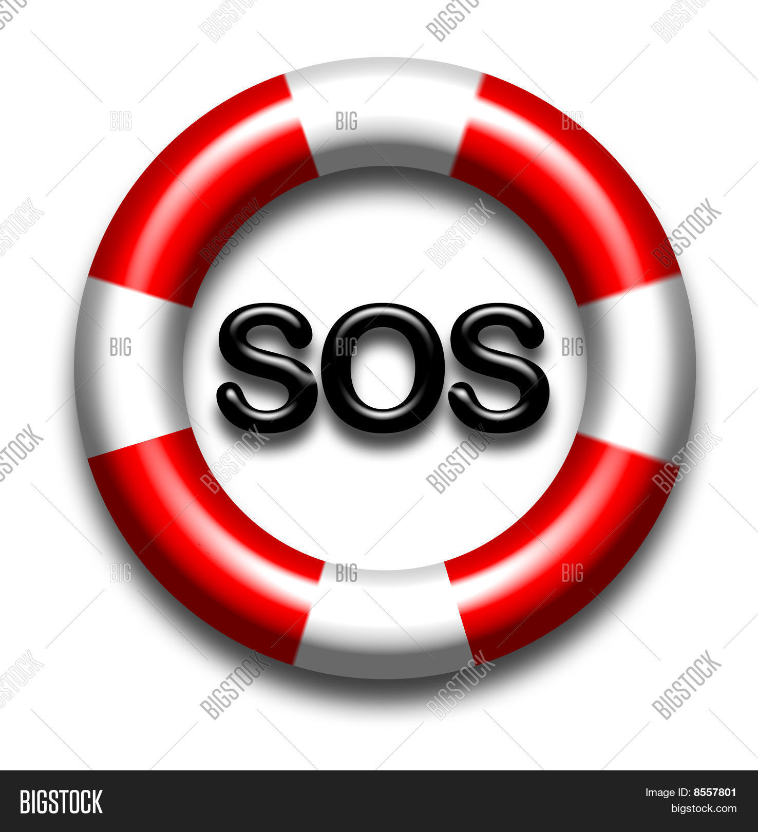 1476x1620 Red White Lifesaver Sos Image Amp Photo Bigstock