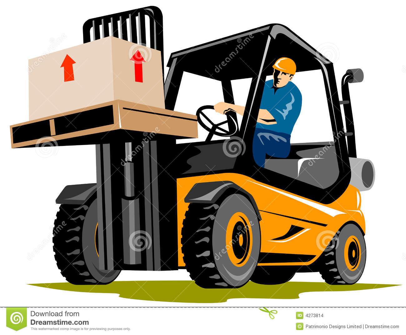 1300x1072 Fork Lift Truck Clipart