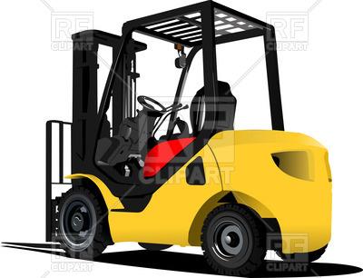 400x306 Lift Truck