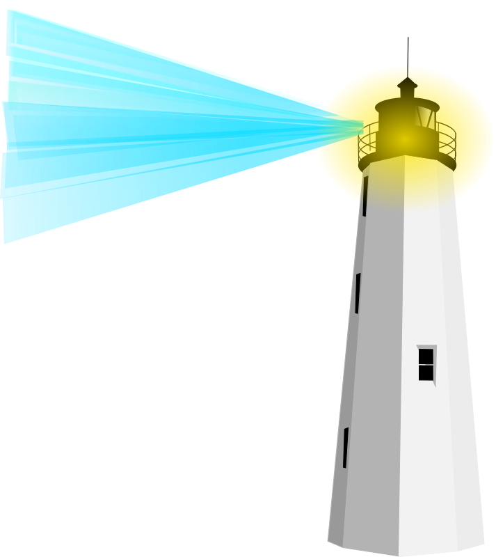 713x800 Lighthouse Clipart Beacon